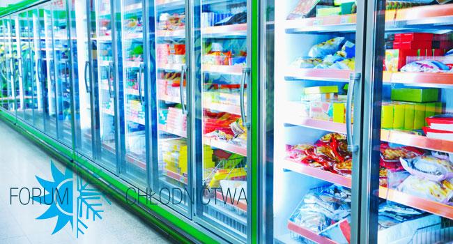 Mrożonki produkty żywieniowe dobrze przechowywane